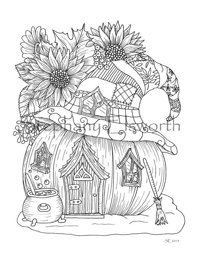 fall pumpkin fairy house wm JPG 2